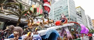Farmers Santa Parade 2018