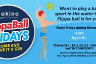 Image for event: Flippaball Fridays - Give It a Go!
