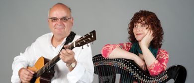 Maire Ní Chathasaigh and Chris Newman