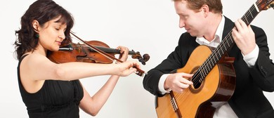Duo Tapas Violin and Guitar Concert
