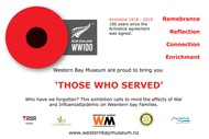 Image for event: Those Who Served - Exhibition
