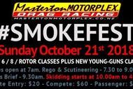 Image for event: Masterton Motorplex Burnout Comp