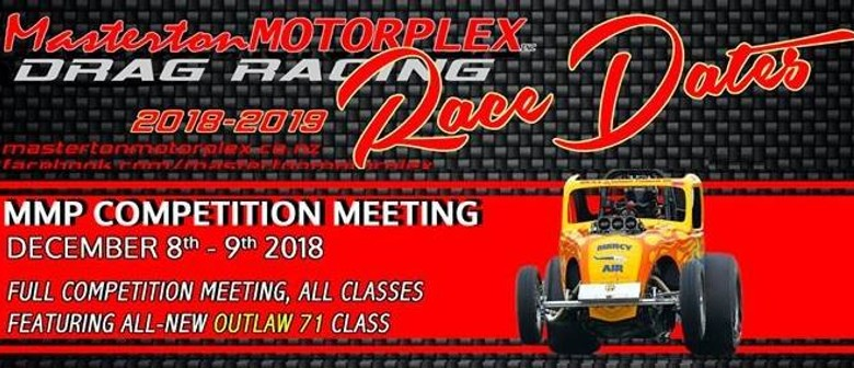 Masterton Motorplex - Competition Meeting