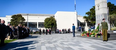 Lower Hutt 100th Armistice Day Commemoration