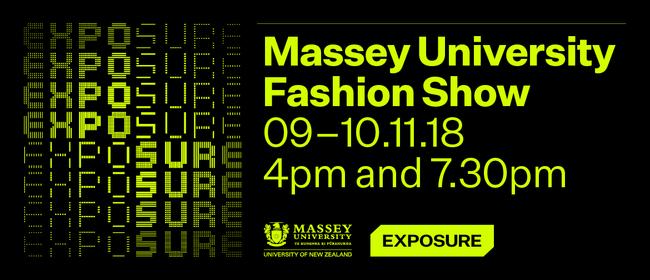 Exposure: Massey Fashion Show