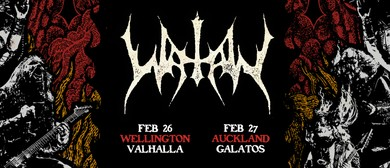 Watain - Southern Hell Siege Tour