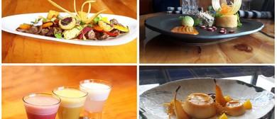 Peruvian Degustation Dinner by Chef Igor Pareja