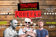Image for event: Xmas F#$%ING Comedy Bash feat Chopper Reid
