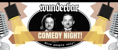 Wunderbar Comedy Night!