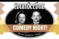 Image for event: Wunderbar Comedy Night!