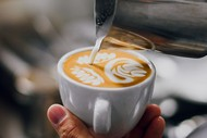 Image for event: L'affare Latte Art Throwdown