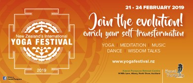 International Yoga Festival 2019