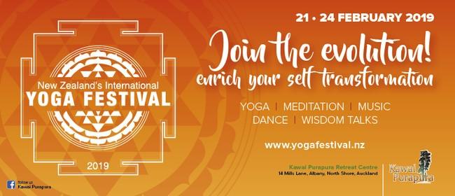 International Yoga Festival 2019