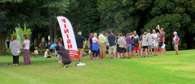 SummerNav - Auckland Orienteering Event 5