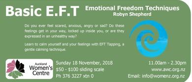 Basic EFT: Emotional Freedom Techniques