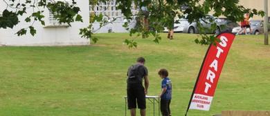 SummerNav - Auckland Orienteering Event 7