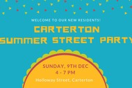 Image for event: Carterton Summer Street Party