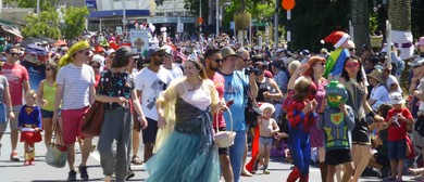 Devonport Lions Santa Parade and Christmas Festival