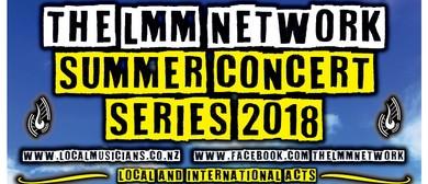The LMM Network Summer Concert Series