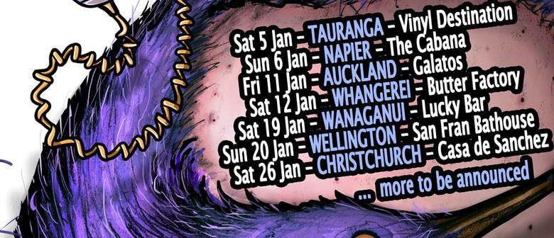 Opal Ocean NZ Tour