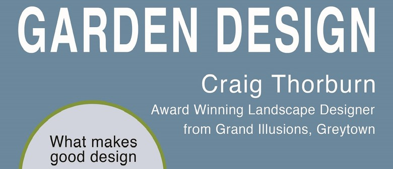 Craig Thorburn - What Makes Good Design