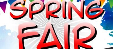 Hamilton West School Spring Fair