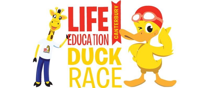 Life Education Canterbury Duck Race