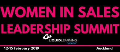 Women In Sales Leadership Summit