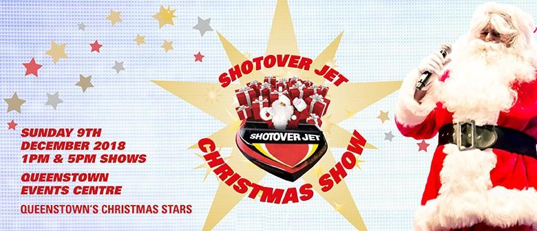 Shotover Jet Christmas Show
