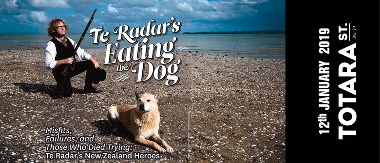 Mount Comedy Fest: Te Radar: Eating The Dog: CANCELLED