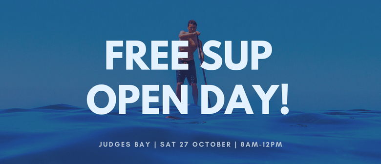Starboard SUP Well Paddle For Hope Open Day