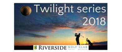 Twilight Golf at Riverside Golf Club