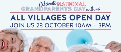 National Grandparents Day - All Villages Open Day