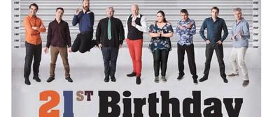 The Improv Bandits 21st Birthday Shows