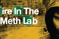 Image for event: Fire in the Meth Lab - Jon Bennett