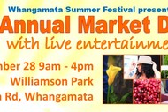 Image for event: Annual Market Day