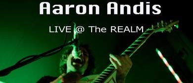 Live Musician - Aaron Andis