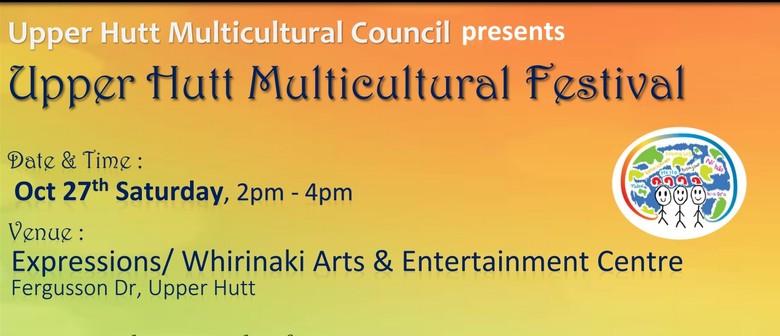 2018 Upper Hutt Multicultural Festival