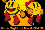 Image for event: Date Night At The Arcade