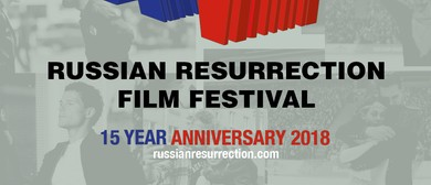 Russian Resurrection Film Festival 2018