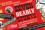 Image for event: Seven Deadly Stunts