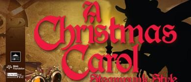 A Christmas Carol - Steampunk Style