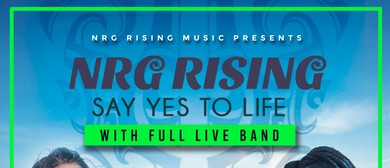 NRG Rising Party Huntly