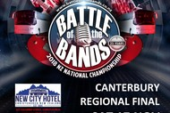 Image for event: Battle of the Bands 2018 National Championship - Chch Final