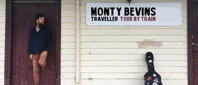 Monty Bevins Launch of Traveller EP