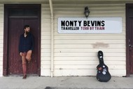Image for event: Monty Bevins Launch of Traveller EP