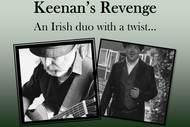 Image for event: NZ Irish Fest - Keenan's Revenge