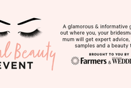 Image for event: Bridal Beauty - Farmers & New Zealand Weddings Magazine