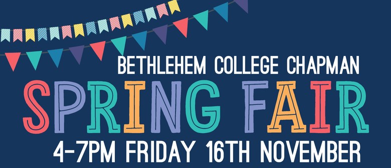Exhibition Stall Zone : Spring fair bethlehem college chapman rotorua eventfinda