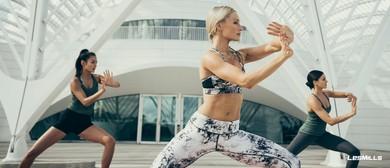 Outdoor Body Balance Classes